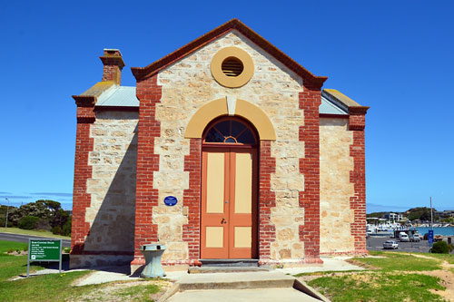Customs House in Robe South Australia
